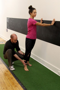 Professional athletes enhance sports performance with osteopathy and AFS