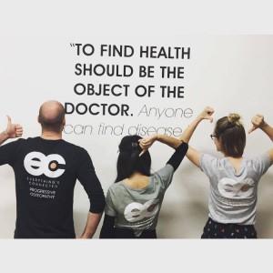 Osteopath Camberwell Shaanika & Matt