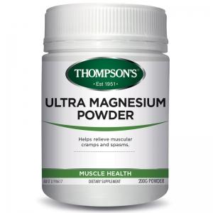 Thompson's magnesium powder