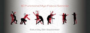 3D functional myo-fascia seminar