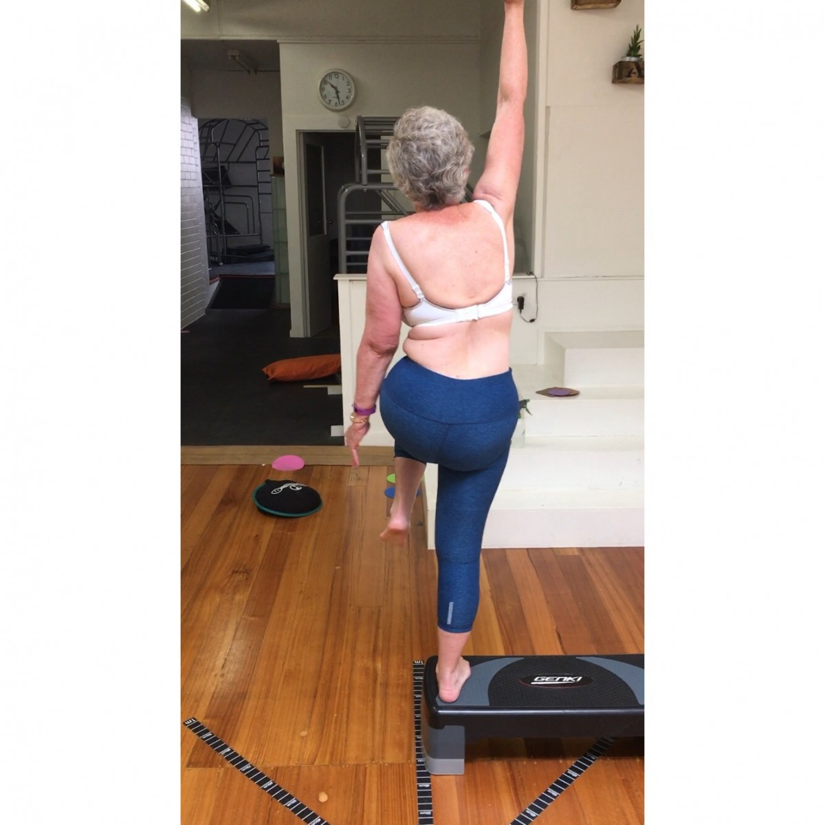 Tweaking Load for Success in Back Pain