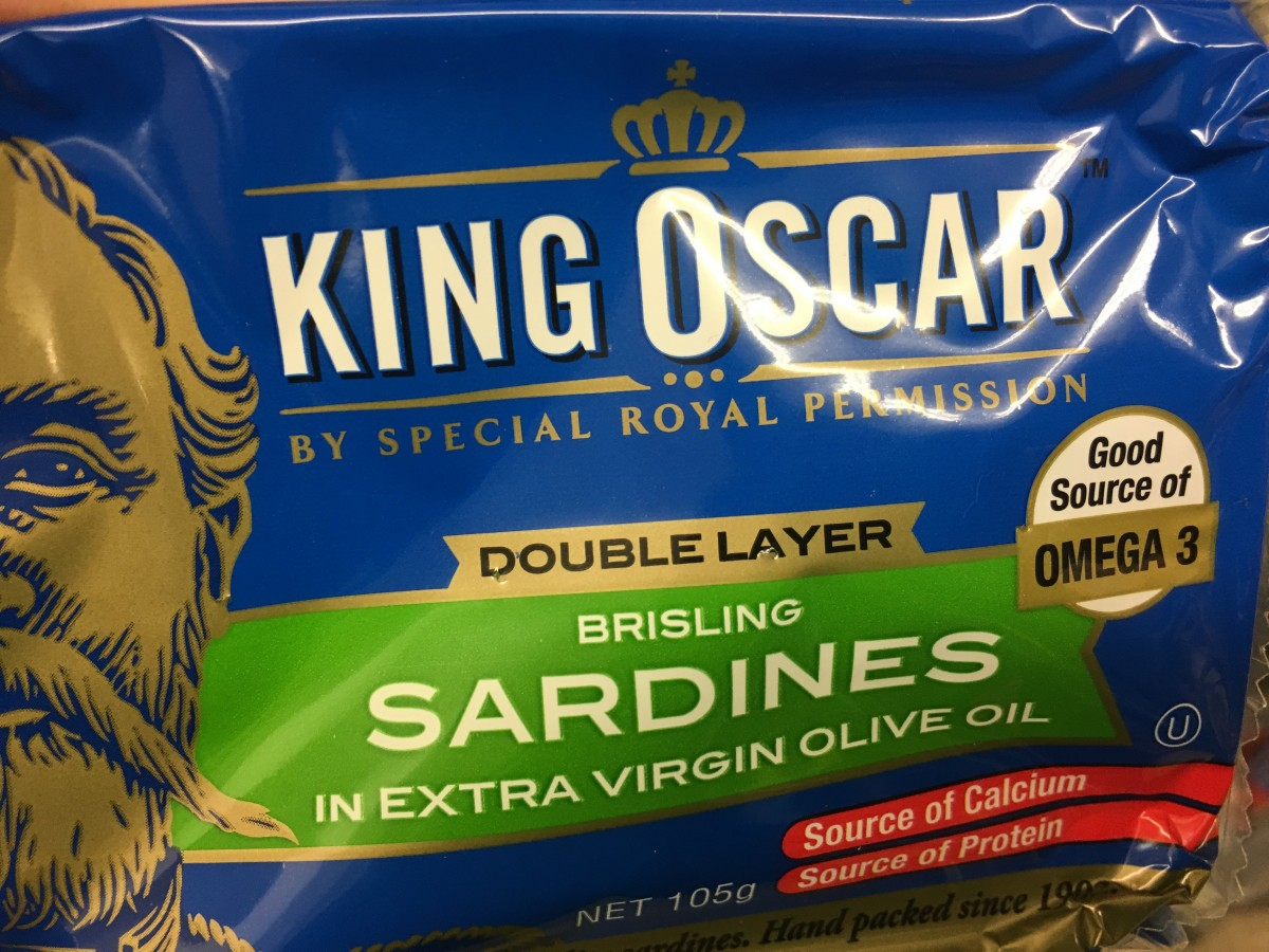 Food of the week- Sardines